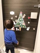 お部屋をプチリメイク!クリスマスツリーマグネットの画像(9枚目)