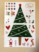 お部屋をプチリメイク!クリスマスツリーマグネットの画像(1枚目)