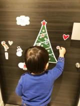 お部屋をプチリメイク!クリスマスツリーマグネットの画像(7枚目)