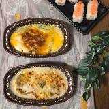 「濃厚ソースを楽しむDELIグラタンで簡単夕食♪」の画像(5枚目)
