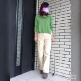 イーザッカマニアストアーズの裏フリースあったかパンツで雪の日コーデ☆の画像(1枚目)
