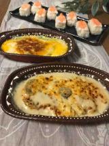 「濃厚ソースを楽しむDELIグラタンで簡単夕食♪」の画像(6枚目)