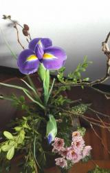 玄関のお花♪の画像(2枚目)