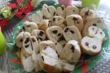 久しぶりのベーグル♪クリスマスに・・・&クリスマス菓子♪の画像(1枚目)