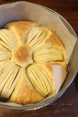 りんごのケーキ♪の画像(2枚目)