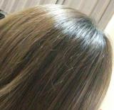 「髪までツヤツヤ」の画像(2枚目)