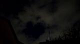 流れ星とハートの雲間の画像(5枚目)