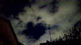 流れ星とハートの雲間の画像(6枚目)