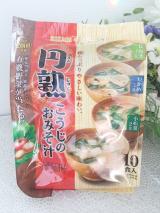ひかり味噌 無添加 円熟こうじみそ と 即席おみそ汁の画像(2枚目)