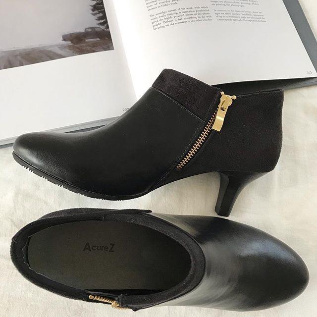 口コミ投稿:最近お気に入りのブーツ@acurez_official  スニーカーブーティー履いた瞬間足が包み…