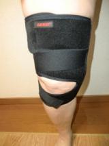 立ち仕事が楽に・・・エイダー膝サポーターの画像(3枚目)