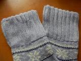 毛布のような靴下の画像(2枚目)