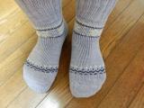 毛布のような靴下の画像(4枚目)