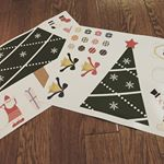 もうすぐクリスマス🎄🤶子供も喜ぶクリスマスデコレーション🎅マグネットパーク限定オリジナルのやわらかい磁石のシートでできたデコレーションステッカー😘玄関や冷蔵庫に貼って簡単にデコれて…のInstagram画像