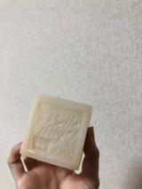 お気に入りの下着洗いに!香り立つオリエンタルローズ【ベル・ランジェ洗濯用固形石鹸】ペリカン石鹸の画像(4枚目)