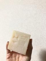 お気に入りの下着洗いに!香り立つオリエンタルローズ【ベル・ランジェ洗濯用固形石鹸】ペリカン石鹸の画像(2枚目)