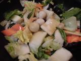 ♪コープデリ・ミールキット「9品目の八宝菜」の画像(14枚目)