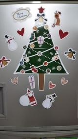 クリスマスの飾りの画像(2枚目)