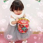 ✨🎄メリークリスマス🎄✨.うなぎ👧(母も)大喜びの🎁が我が家に…❗.. 株式会社 メリーチョコレートカムパニー様から.【クリスマスキャニスター】..を頂きました…のInstagram画像