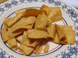 「低糖質・高たんぱくに加え、食物繊維が豊富な健康志向のスナック菓子」の画像(4枚目)