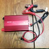 普段使いや非常時に☆カーインバーター 500W シガーソケット 車載充電器 USB 2ポートの画像(1枚目)