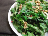 「シンプルに簡単!「ルッコラのもりもりサラダ」」の画像(1枚目)