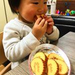 「おいしい!おいしい!」と手が止まることなく食べ続けていた伊達巻♡素材にこだわって安心して子供と食べられるものって本当に素敵🌝残りはお節に入れましょう♡#摘み食いボーイ#お…のInstagram画像
