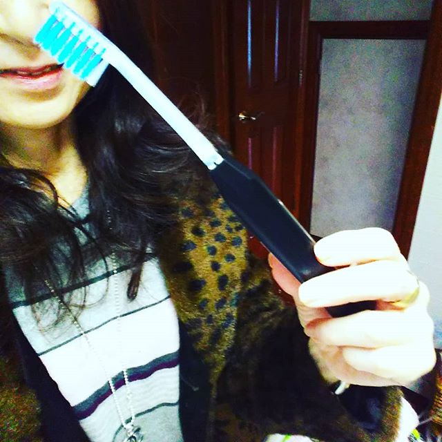 口コミ投稿:#キスユー  #歯ブラシ  #イオンパ  #monipla #ionic_fan #イオン歯ブラシ  #イオン  …