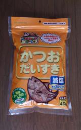「☆マルトモ減塩かつおだいすき40g☆」の画像(1枚目)