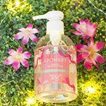 ✱✱✱✱✱✱AROMARYハンド&ボディソープ🌸新商品(サロン専売品)✱女性が大好きなフローラルの良い香り💐♪✱甘くて幸せな香りに包まれて肌にも優しく洗…のInstagram画像