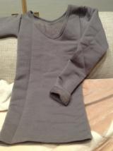 もちぴた2ロンシャツの画像(3枚目)