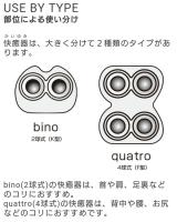 1人でできる指圧代用器『ミュー快癒器』の感想の画像(2枚目)