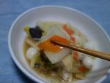 「コープデリ・ミールキット「9品目の八宝菜」@コープデリ」の画像(9枚目)