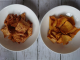 「大豆チップス トマトバジル&ゆずこしょう」の画像(14枚目)