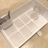 「スッキリキッチンへ大変化!大容量の洗い桶!」の画像(1枚目)