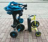 折り畳める三輪車の違い【モニター】の画像(4枚目)