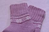 温活! あったか 毛布のような靴下の画像(3枚目)