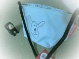 (モニター)reisenthel ミニバッグ mintの画像(2枚目)