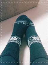 ((モニプラ))毛布のような靴下の画像(2枚目)