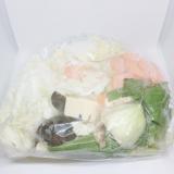 【調理時間10分で生ゴミ0!コープデリ・ミールキット 9品目の八宝菜】の画像(3枚目)