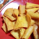 「ビオクラ 大豆チップス トマトバジル&ゆずこしょう」の画像(6枚目)