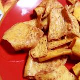 「ビオクラ 大豆チップス トマトバジル&ゆずこしょう」の画像(5枚目)