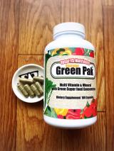 75種類の栄養素・ビタミン類・青汁・酵素などが1粒に!『グリーンパック』の画像(6枚目)