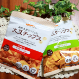 「ビオクラ 大豆チップス トマトバジル&ゆずこしょう」の画像(3枚目)