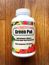 75種類の栄養素・ビタミン類・青汁・酵素などが1粒に!『グリーンパック』の画像(1枚目)