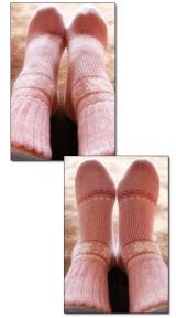 「毛布のようなあったか靴下。」の画像(5枚目)