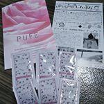 株式会社ROCCAさんのこだわりの無添加化粧品PUFE(ピュフェ)シリーズをお試しさせて頂きました。1.クレンジングオイル2.酵素洗顔クリーム3.ウォータリーエッセンスジェル…のInstagram画像