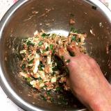 富士食品工業『餃子がおいしい!』で簡単絶品!おうち餃子が作れた〜!!の画像(5枚目)