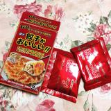 富士食品工業『餃子がおいしい!』で簡単絶品!おうち餃子が作れた〜!!の画像(2枚目)