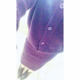 【CODE】titivate カーディガン×ベルト付スカート セットアップの画像(2枚目)